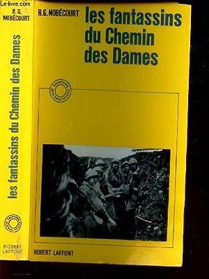 """LES FANTASSINS DU CHEMIN DES DAMES / COLLECTION """"L'HISTOIRE QUE NOUS VIVONS"""".: ..."""
