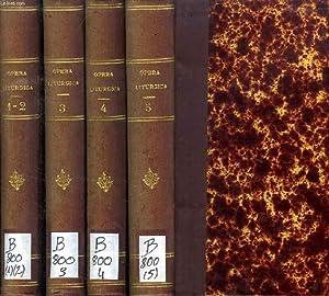 PRAXIS CELEBRANDI MISSAM, TUM PRIVATAM, TUM SOLEMNEM, JUXTA RITUM ROMANUM, 5 TOMES (4 VOLUMES): ...
