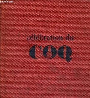 CELEBRATION COQ: CHARBONNEAU BERNARD