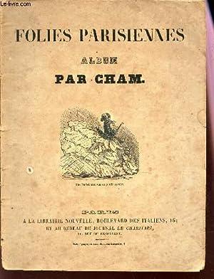 FOLIES PARISIENNES - ALBUM.: CHAM