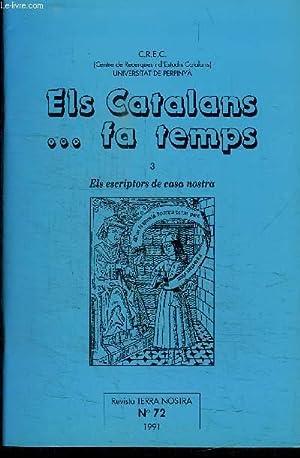 ELS CATALANS.FA TEMPS 3 - ELS ESCRIPTORS: GUAL RAMON