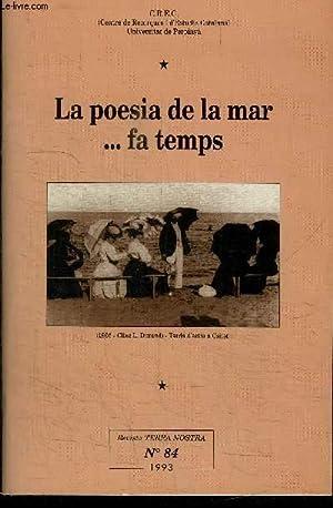 LA POESIA DE LA MAR . FA: GUAL RAMON