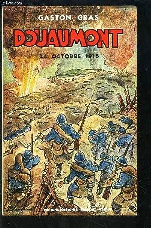 DOUAUMONT 24 OCTOBRE 1916: GRAS GASTON