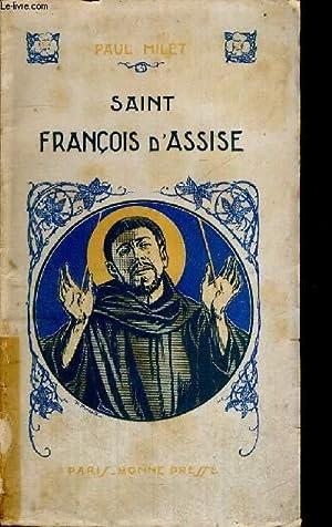 SAINT FRANCOIS D ASSISE: MILET PAUL