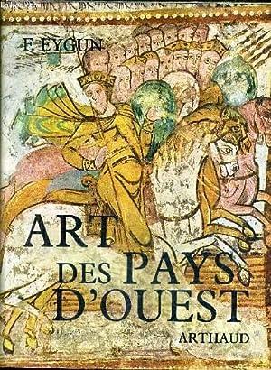 ART DES PAYS D'OUEST.: EYGUN FRANCOIS