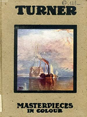 TURNER, Five Letters and a Postscript (MASTERPIECES: LEWIS HIND C.