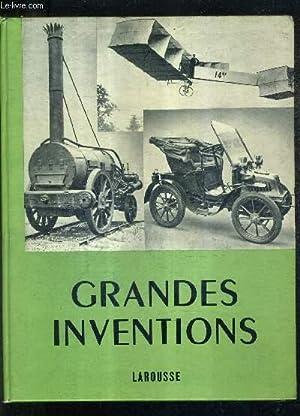 GRANDES INVENTIONS.: DE BUCCAR MAURICE