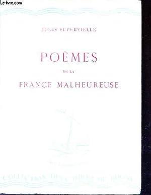 """POEMES DE LA FRANCE (1939-1941) - SUIVIS DE """"CIEL ET TERRE"""". / COLLECTION """"LES CAHIERS ..."""
