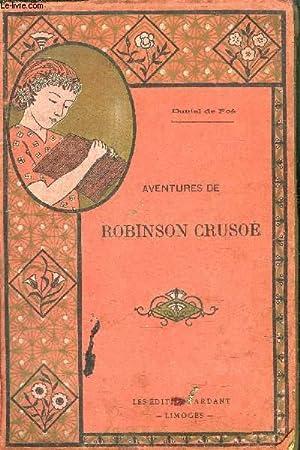 ROBINSON CRUSOE: DE FOE DANIEL