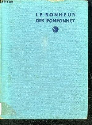 LE BONHEUR DES POMPONNET: CHAMPON-ROCHE FRANCE