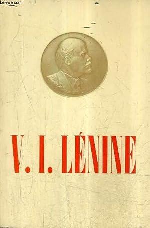 V.I. LENINE COURTE BIOGRAPHIE.: COLLECTIF