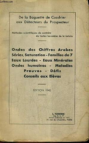 DE LA BAGUETTE DE COUDRIER AUX DETECTEURS: L.TURENNE