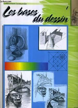 LES BASES DU DESSIN N°1 / COLLECTION LEONARDO.: COLLECTIF
