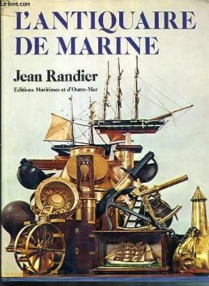 L'ANTIQUAIRE DE MARINE: RANDIER JEAN