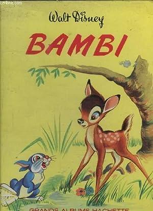 BAMBI D'APRES FELIX SALTEN: WALT DISNEY