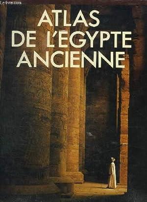 ATLAS DE L'EGYPTE ANCIENNE: BAINES JOHN &