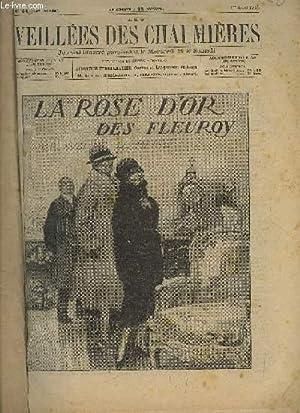 LA ROSE D'OR DES FLEUROY - LES VEILLEES DES CHAUMIERES N° 44 A N° 66: LE MAIRE EVELINE