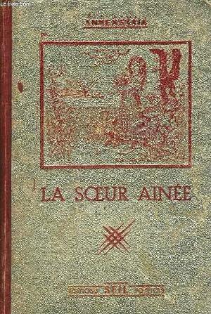 LA SOEUR AINEE - ADAPTE DU RUSSE PAR LEON GOLSCHMANN ET ERNEST JAUBERT - ILLUSTRATIONS DE MARIUS ...