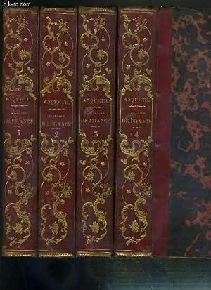 HISTOIRE DE FRANCE DEPUIS LES TEMPS LES PLUS RECULES JUSQU'A LA MORT DE LOUIS XVI - NOUVELLE ...
