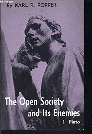 THE OPEN SOCIETY AND ITS ENEMIES- VOL.I: POPPER R. KARL