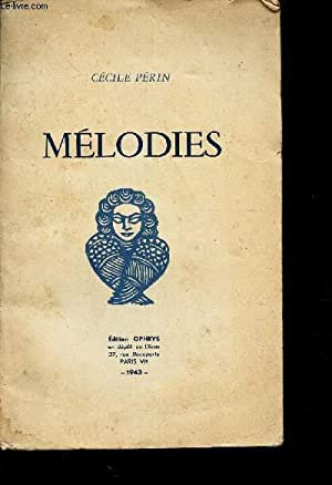 MELODIES: PERIN CECILE