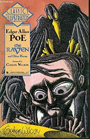 THE RAVEN AND OTHER POEMS / CLASSICS ILLUSTRATED.: POE EDGAR ALLAN