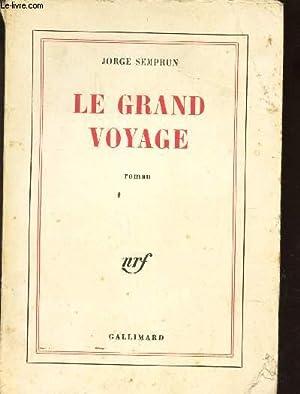 LE GRAND VOYAGE: SEMPRUN JORGE