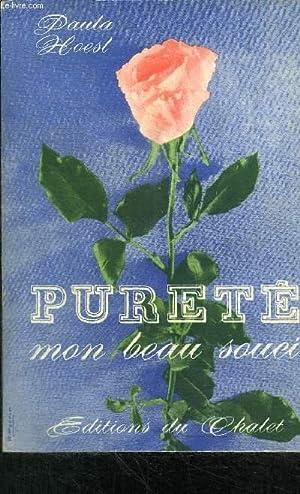 PURETE MON BEAU SOUCI: HOESL PAULA