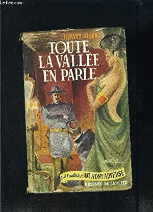 TOUTE LA VALLEE EN PARLE: ALLEN HERVEY