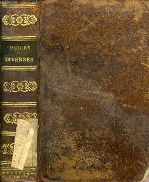 PIECES DIVERSES (Le Tartuffe, de Molière, Baudouin, 1827. Fénélon, ou Les ...