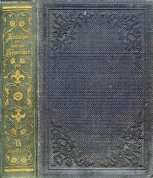 BIBLIOTHEK DER DEUTSCHEN KLASSIKER, IX, KLASSISCHE PERIODE, VI THEIL: COLLECTIF