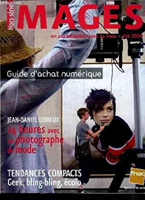 IMAGES MAGAZINES HORS SERIE ETE 2008 -: COLLECTIF