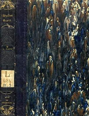 ANNE DE GEIERSTEIN, OU LA FILLE DU BROUILLARD (OEUVRES COMPLETES DE WALTER SCOTT, TOME IX, 2e ...