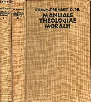MANUALE THEOLOGIAE MORALIS EN 2 TOMES (1+2): PRUMMER DOMINICUS