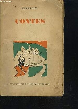 CONTES- Le petit Chaperon Rouge- Le petit: PERRAULT