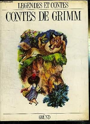 LEGENDES ET CONTES - CONTES DE GRIMM: GRIMM
