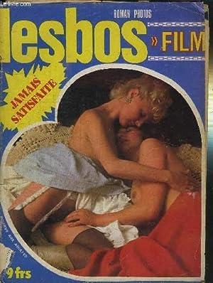 LESBOS > FILM - ROMAN PHOTOS POUR ADULTES - JAMAIS SATISFAITE: COLLECTIF