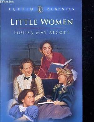 LITTLE WOMEN. OUVRAGE EN ANGLAIS: MAY ALCOTT LOUISA