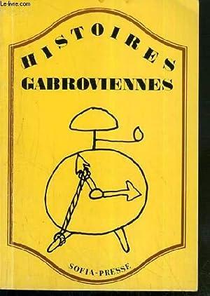 HISTOIRES GABROVIENNES: FARTOUNOV STEPHANE -