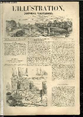 L'ILLUSTRATION JOURNAL UNIVERSEL N° 19 - Les Marbros île Magnésie ci de ...