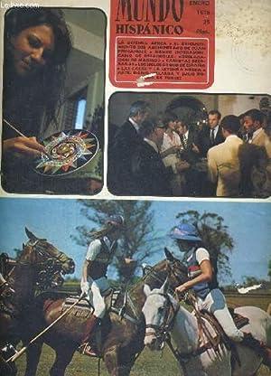 MUNDO HISPANICO. N°322. ENERO 1975. LO PREVISIBLE: COLLECTIF