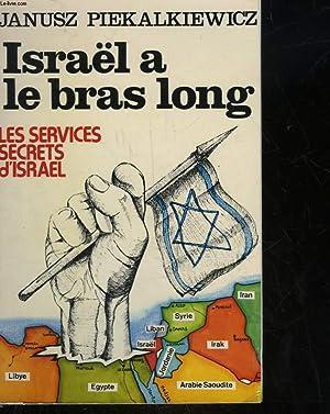 ISRAEL A LE BRAS LONG: PIEKALKIEWICZ JANUSZ
