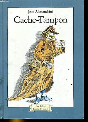 CACHE-TAMPON: JEAN ALESSANDRINI