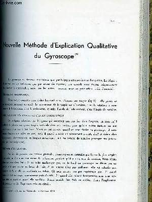 BULLETIN DE LA C.P.D.E N°4 AVRIL 1935 - nouvelle méthode d'explication qualitative ...