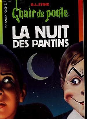 LA NUIT DES PANTINS: STINE R. L.