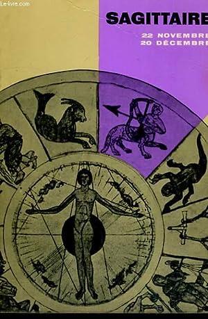 SAGITTAIRE, 22 novembre-20 décembre - Collection Zodiaque n°9: BARBAULT André