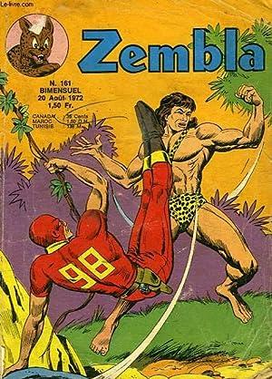 ZEMBLA, N° 161, AOUT 1972: COLLECTIF