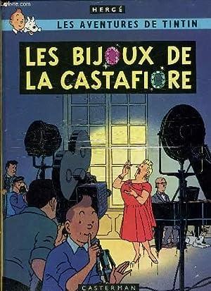 LES BIJOUX DE LA CASTAFIORE: HERGE