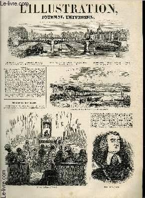 L'ILLUSTRATION JOURNAL UNIVERSEL N° 61 - Histoire de la semaine. Chambre valaque; Vue des ...
