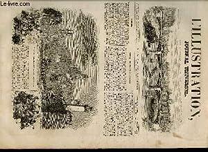 L'ILLUSTRATION JOURNAL UNIVERSEL N° 85 - Voyage du Roi en Angleterre. Embarquement de S. M...